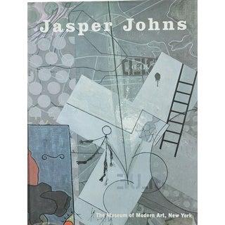 Jasper Johns MOMA New York Art Book