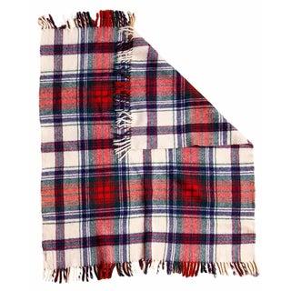 Vintage Plaid Blanket