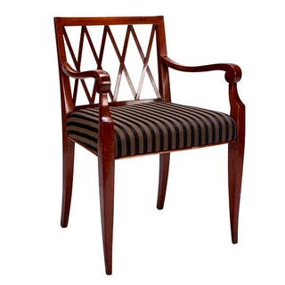 French Directoire Style Armchair