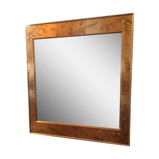 Vintage La Barge Chinoiserie Mirror