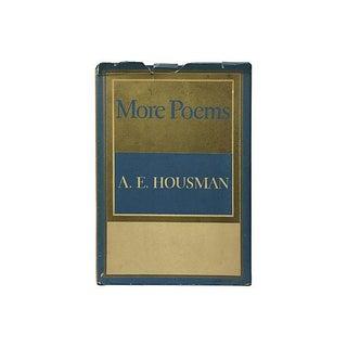More Poems by A. E. Housman 1936