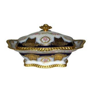 Limoges Display Collector Casserole Covered Dish