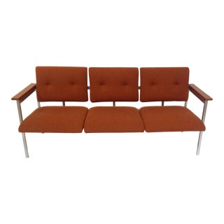 Mid-Century Modern Waiting Room Sofa