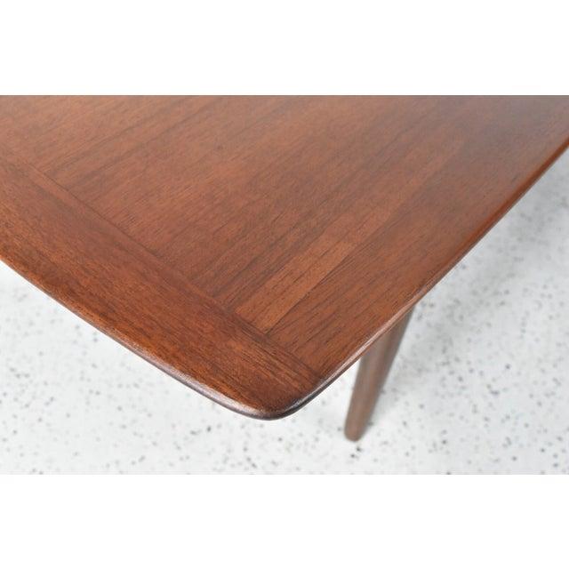 Bramin Møbler Teak Surfboard Coffee Table - Image 7 of 7