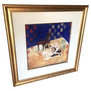 "Wentworth Gallery ""Antigua"" by G. Juarez"