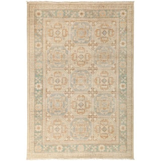 """New Khotan Hand-Knotted Rug - 5'1"""" X 7'5"""""""