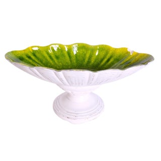 Scalloped Fruit Bowl