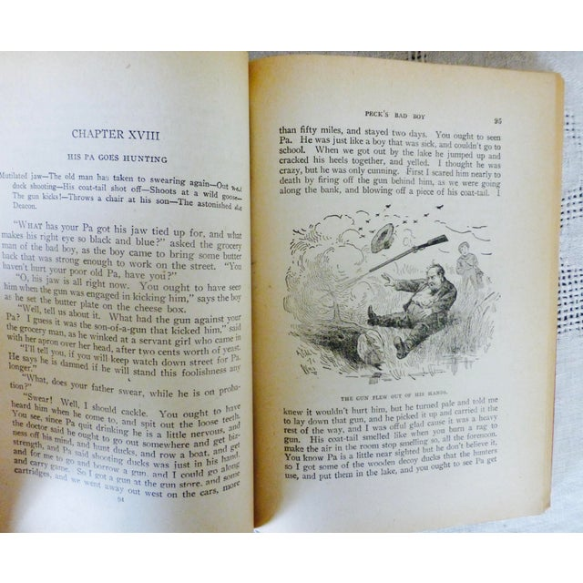 Image of Collection of Antique Boys' Books - Set of 4