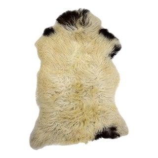 "Handmade Sheepskin Rug - 2'8"" x 3'9"""