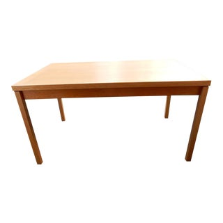 Danish Modern Dining Table, 1950s