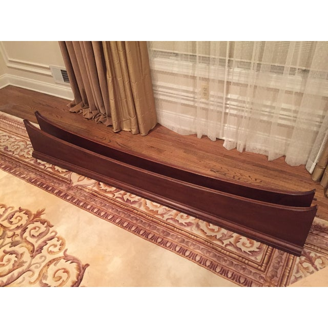 Harden Leather Upholstered Queen Sleigh Bed - Image 5 of 5
