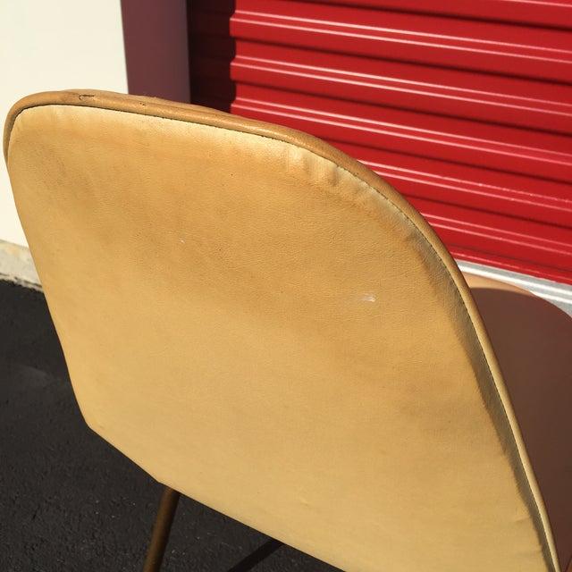 Image of Mid-Century Modern Vinyl Side Chair