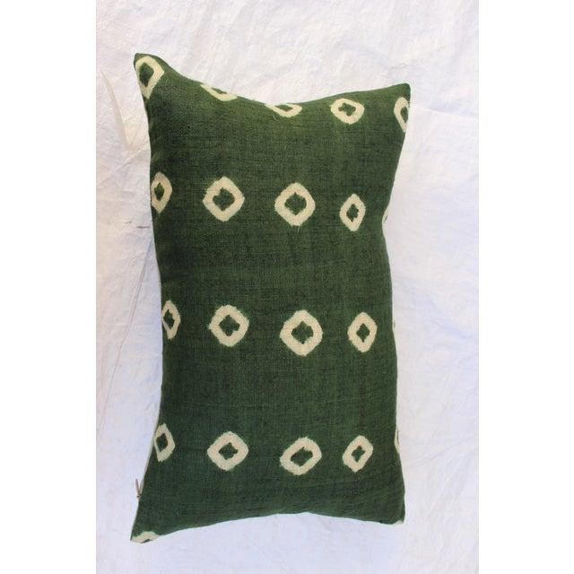 Tie-Dye Woven Linen Pillows - Pair - Image 5 of 7