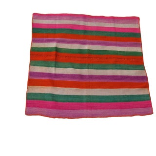 South American Wool Frazada Throw