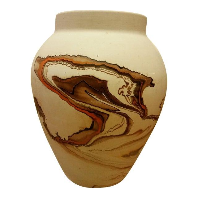 1970s Nemadji Vase - Image 1 of 7