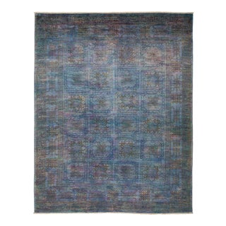 """Vibrance Hand Knotted Area Rug - 7' 10"""" X 9' 9"""""""