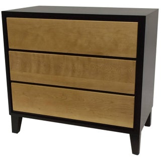 Russel Wright Natural & Ebony Dresser