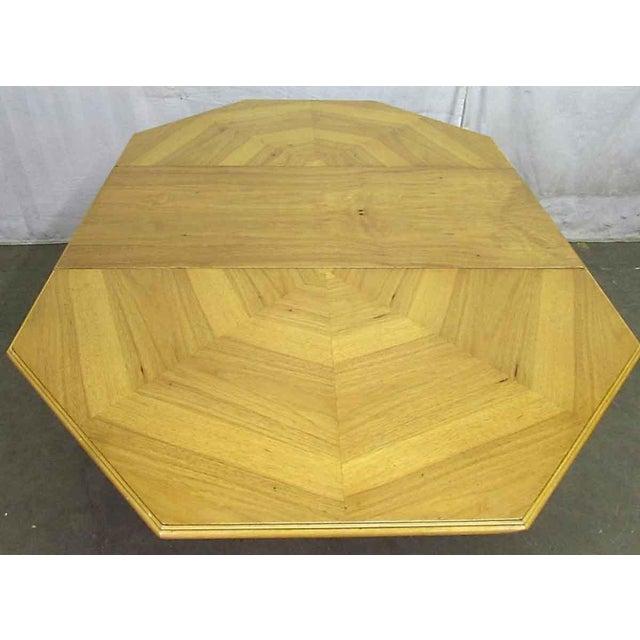Traditional Octagon Table Chairish