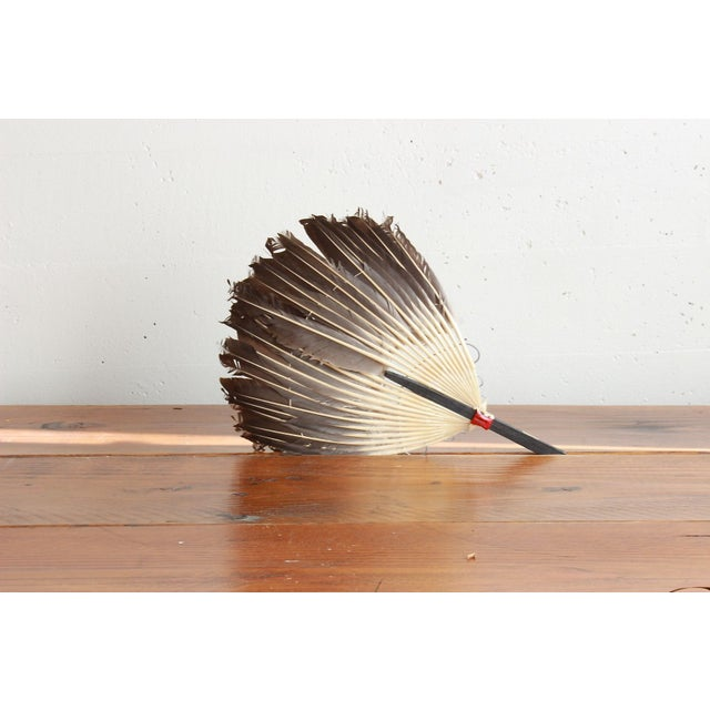 Image of Vintage Feather Fan