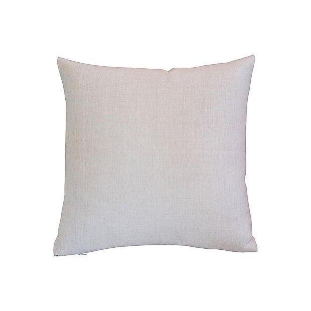 Custom Red Roman Horse Linen Pillows - a Pair - Image 7 of 7
