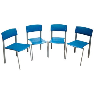 Allermuir Cafe Chairs - Set of 4