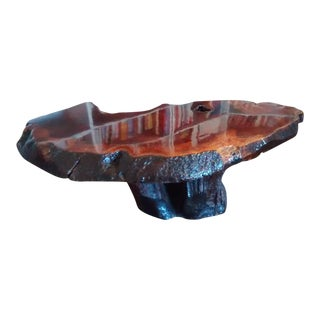 Vintage Growth Pacific Redwood Burl Coffee Table