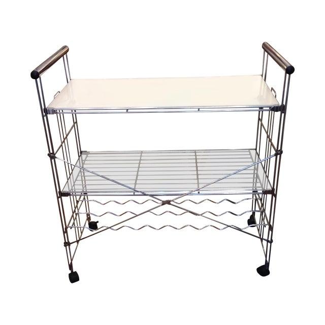 Image of Modern Service Bar Cart