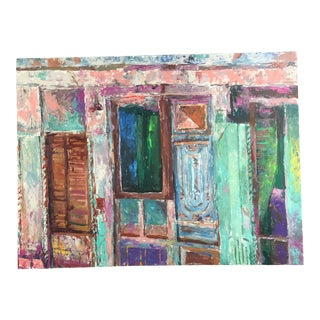 Havana Street Painting