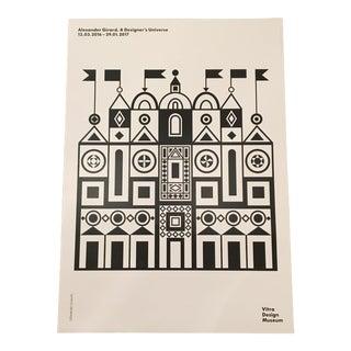 Alexander Girard Palace Print