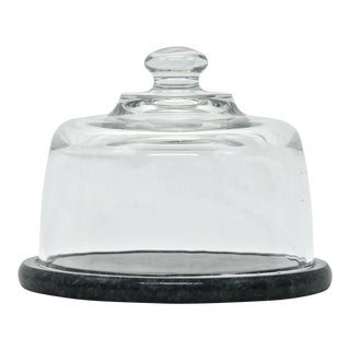 Marble Cheeseboard & Dome