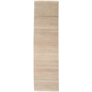 "Savannah, Hand Knotted Runner Rug - 2' 8"" x 9' 7"""