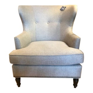 Bernhardt Hyland Modern Wingback Chair