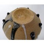 Image of Heavy Drip Gloss Artisan Ceramic Vase