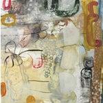 Image of 'Pandora's Garden No. 1' Mixed Media Painting