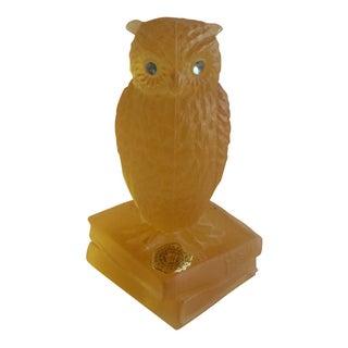 Handcrafted Westmoreland Owl