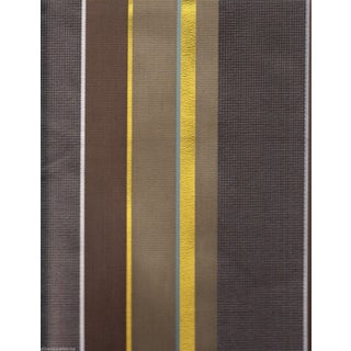 Maharam Repeat Classic Stripe Inca - 13.5 Yards