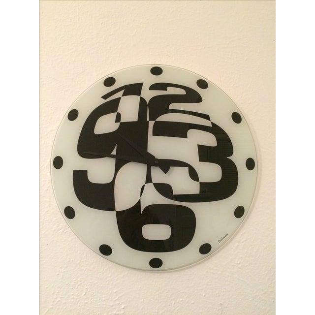 Pop Art Mod Pod Wall Clock - Image 2 of 11