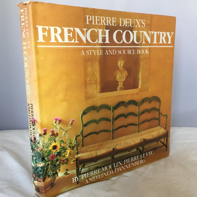 Style Sourcebook: Pierre Deux's French Country - Style & Source Book