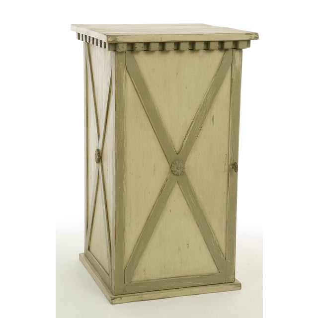 Image of Antique Style Lamp Stand