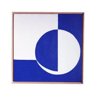 Modern Geometric Abstract Acrylic