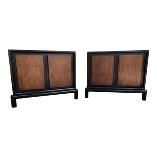 Thomasville Asian-Inspired End Tables