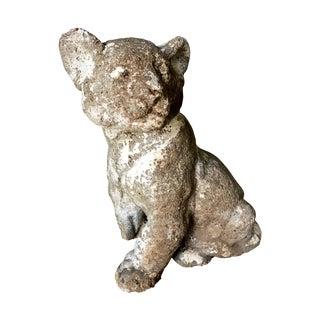 Vintage Concrete Tiger Cub