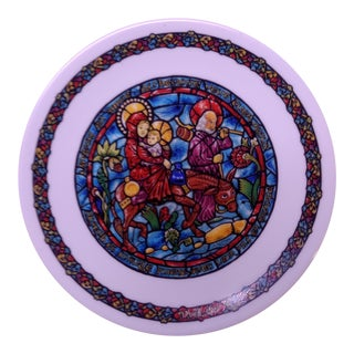 1975 French Christmas Plate