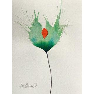 'Puget Sound' Botanical Painting
