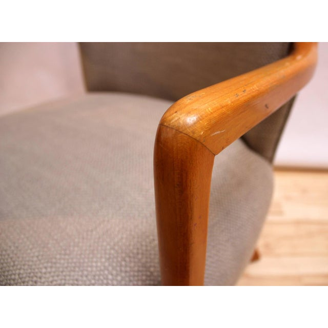Mid-Century Modern Lounge Chairs - Pair - Image 8 of 10