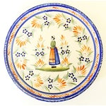 Image of Quimper Serving Plate