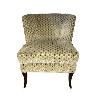 Vintage Tommi Parzinger Upholstered Chair