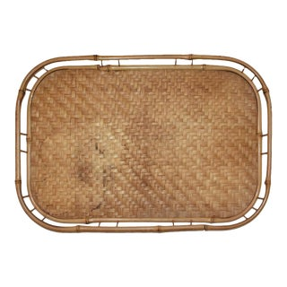 Bamboo Accent Tray
