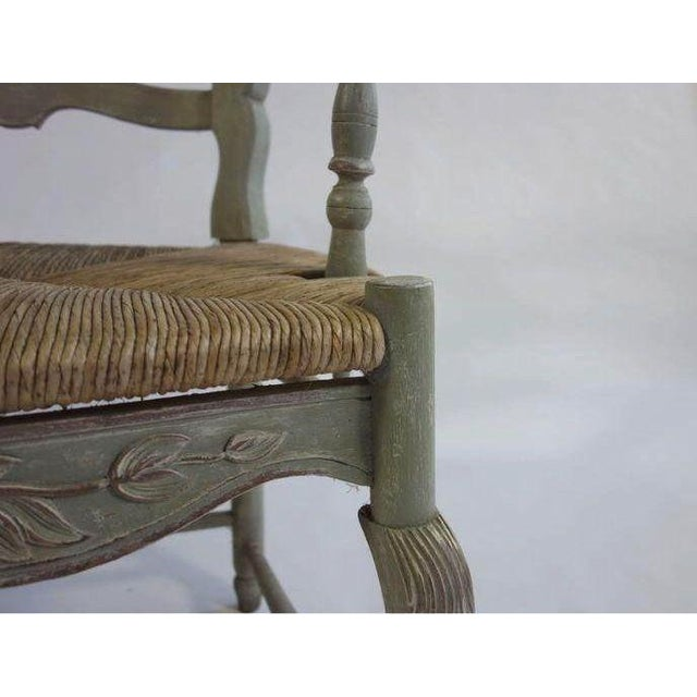 Pierre Deux-Style Settee & Chairs - Image 6 of 7
