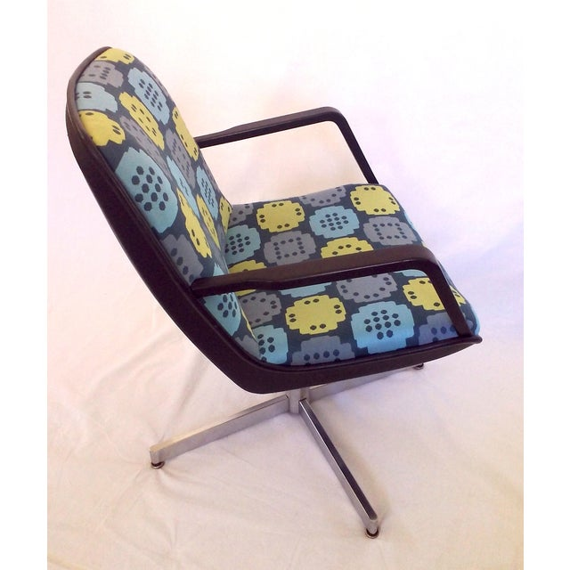 Mid-Century Modern Office Chair - Image 4 of 5